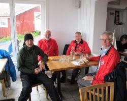 Veteranorientering Käringön 6 september 2017