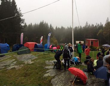 Fräknefejden 2014 – 53:e tävlingen med arena Norra Fjället