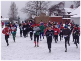 Vinterace, 2013-01-27